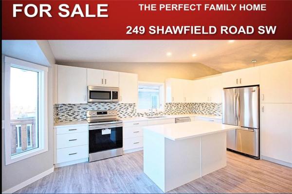 249 SHAWFIELD RD SW, Calgary