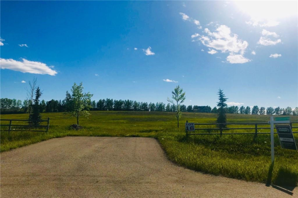 LOT 16 - 286035 50 ST E, Rural Foothills County