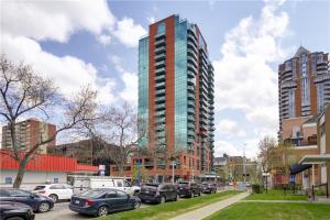 #1805 836 15 AV SW, Calgary