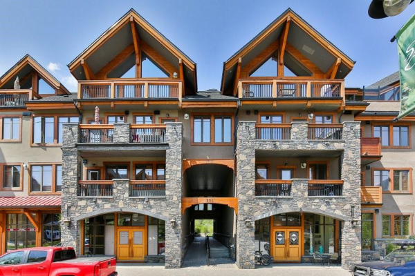 #300 505 SPRING CREEK DR , Canmore
