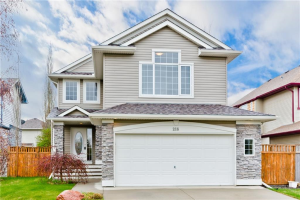 216 WEST LAKEVIEW CI , Chestermere