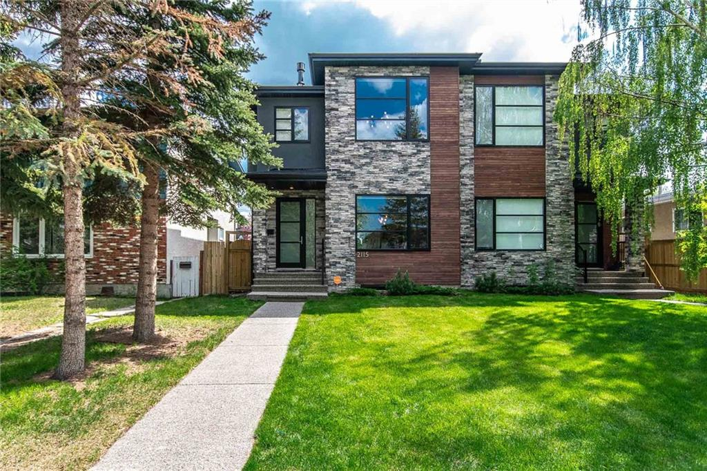 Gorgeous 2 Storey Semi-Detached Infill in North Glenmore Park