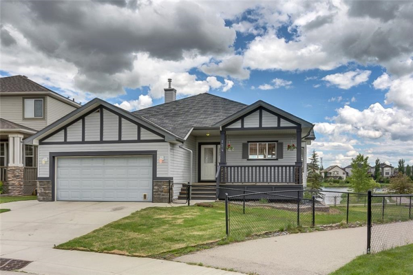 124 WEST CREEK GL , Chestermere