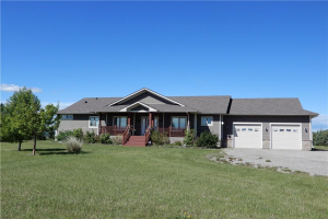 242131 96 ST E, Rural Foothills County