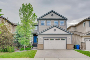 124 CHAPARRAL VALLEY DR SE, Calgary