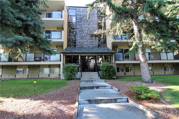 #313 617 56 AV SW, Calgary