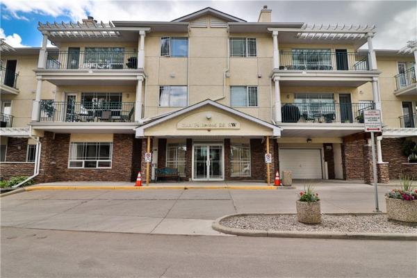 #205 2144 PALISWOOD RD SW, Calgary