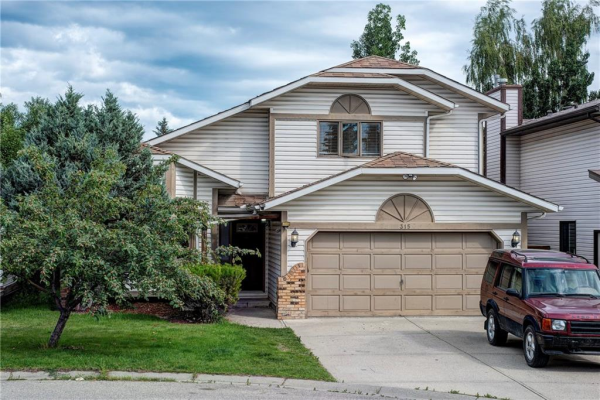 315 WOOD VALLEY BA SW, Calgary