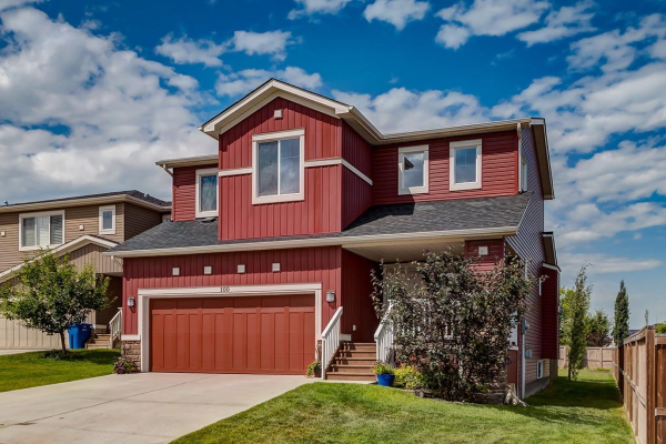 100 WEST CREEK GR , Chestermere