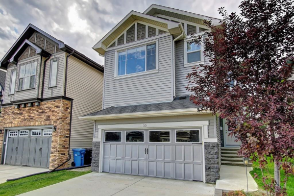 55 SAGE VALLEY GR NW, Calgary