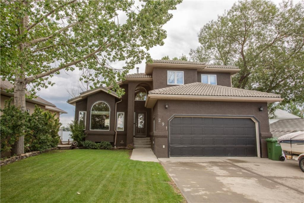 291 EAST CHESTERMERE DR , Chestermere