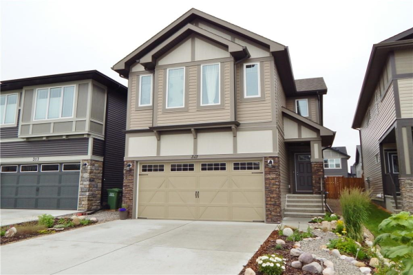 313 CLYDESDALE WY , Cochrane