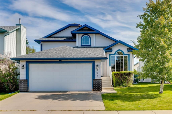 203 WOODSIDE CR NW, Airdrie