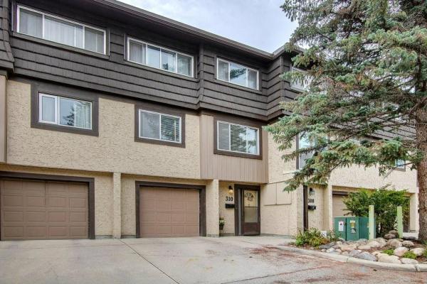#310 3130 66 AV SW, Calgary