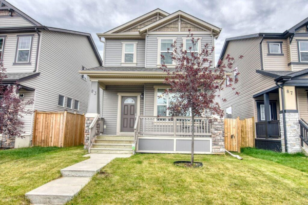 83 SKYVIEW SPRINGS GD NE, Calgary