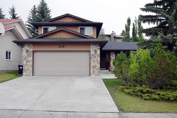 215 EDENWOLD DR NW, Calgary