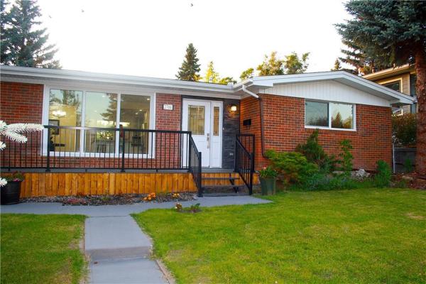 2708 CRAWFORD RD NW, Calgary