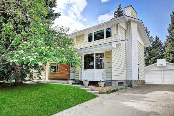 3436 Underwood PL NW, Calgary