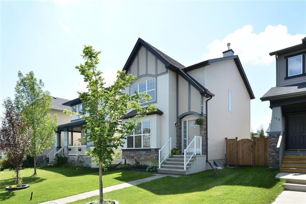 150 SILVERADO PLAINS CL SW, Calgary