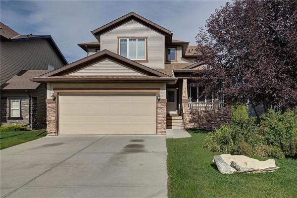 106 COUGARSTONE CR SW, Calgary