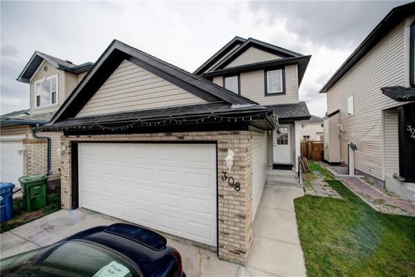 308 SADDLEMEAD CL NE, Calgary