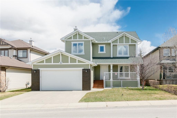 26 COUGARSTONE CR SW, Calgary