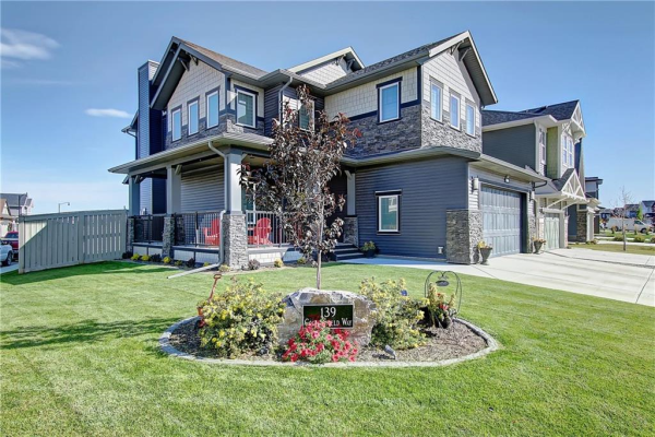 139 COOPERSFIELD WY SW, Airdrie