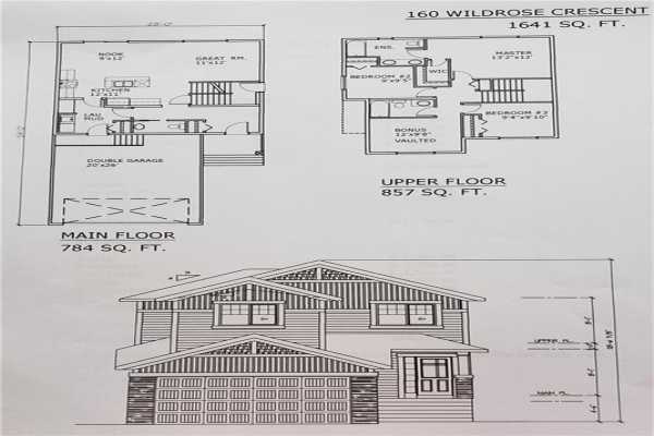 160 Wildrose CR , Strathmore