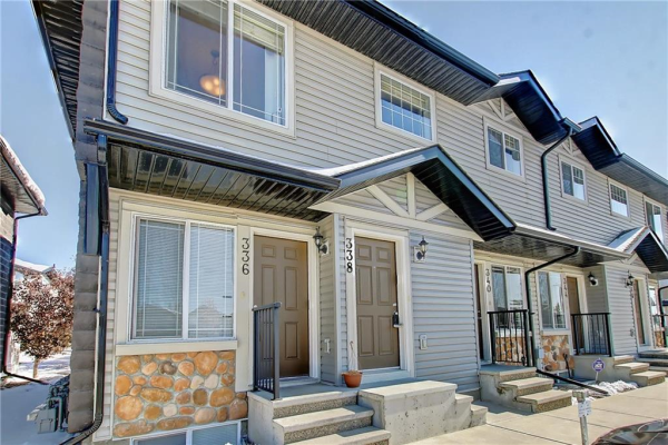 #338  Saddlebrook PT NE, Calgary