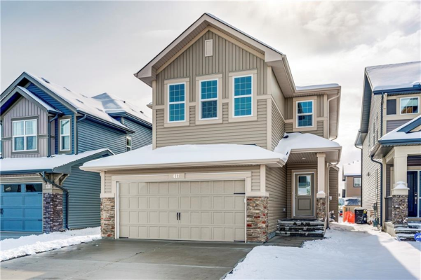 417 CLYDESDALE WY , Cochrane