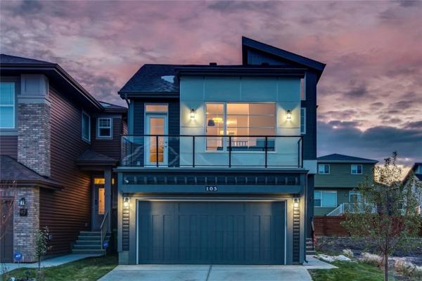 103 SAGE BLUFF RD NW, Calgary