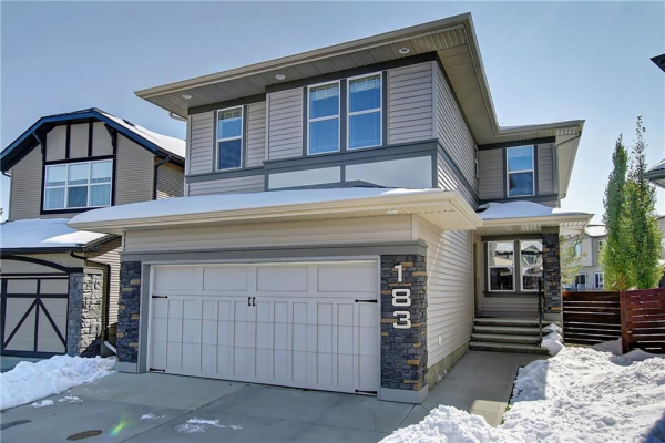 183 Sliverado Plains CL SW, Calgary