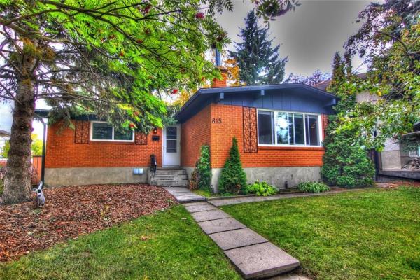 615 SHERMAN AV SW, Calgary