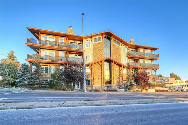 #302 4440 14 ST NW, Calgary