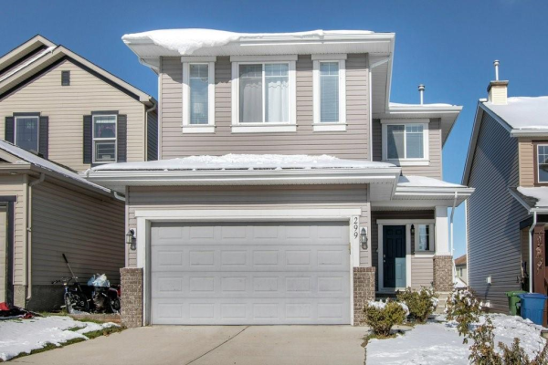 299 Sagewood LD SW, Airdrie