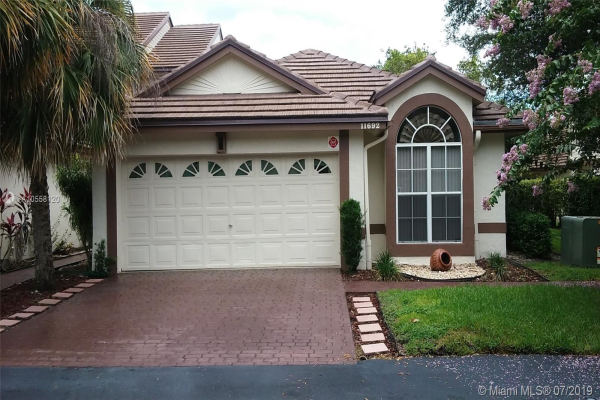 11692 NW 19th Dr, Coral Springs