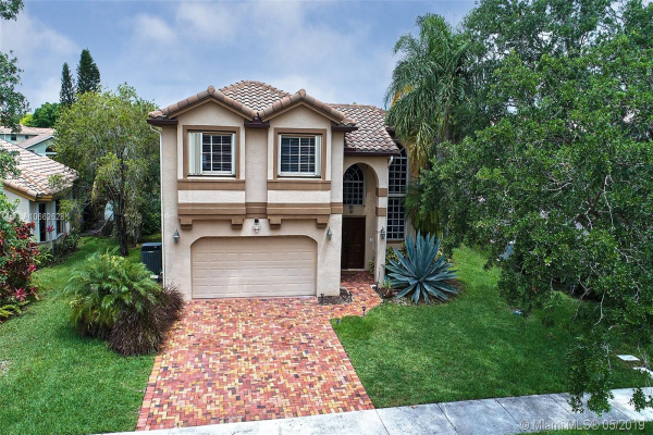5711 NW 63rd Place, Parkland