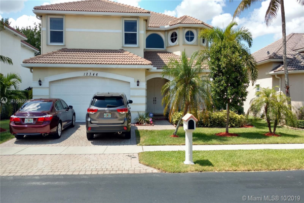12346 NW 25th St, Coral Springs
