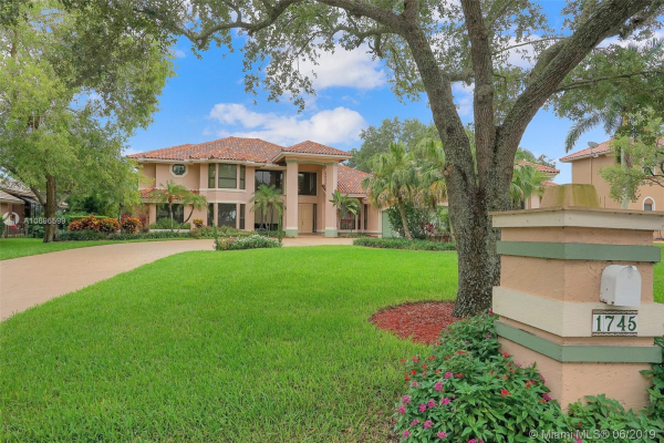 1745 Eagle Trace Blvd, Coral Springs