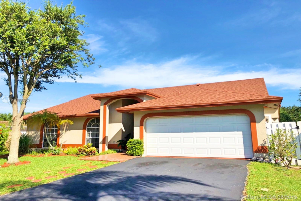 5358 NW 99 LN, Coral Springs