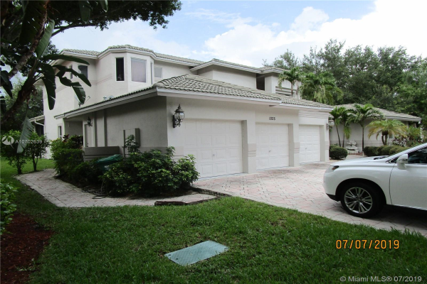 1025 NW 121st Ln, Coral Springs