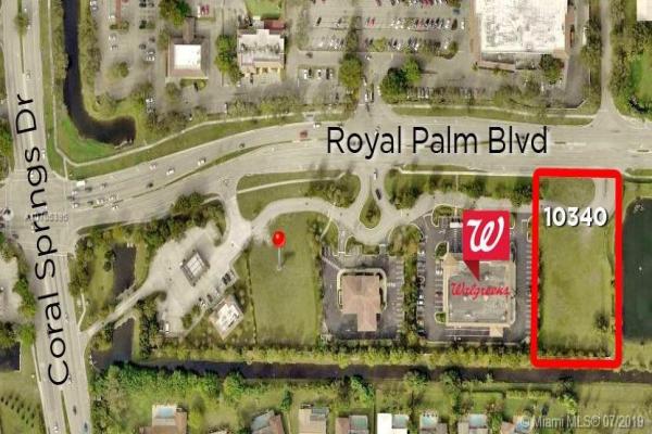 10340 Royal Palm Blvd, Coral Springs