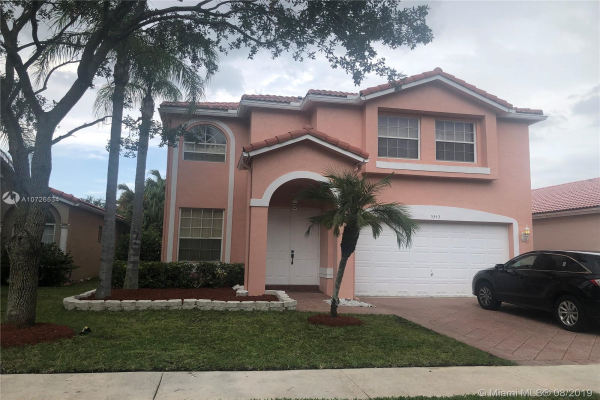 5343 NW 126th Dr, Coral Springs