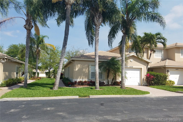 6428 Park Lake Cir, Boynton Beach