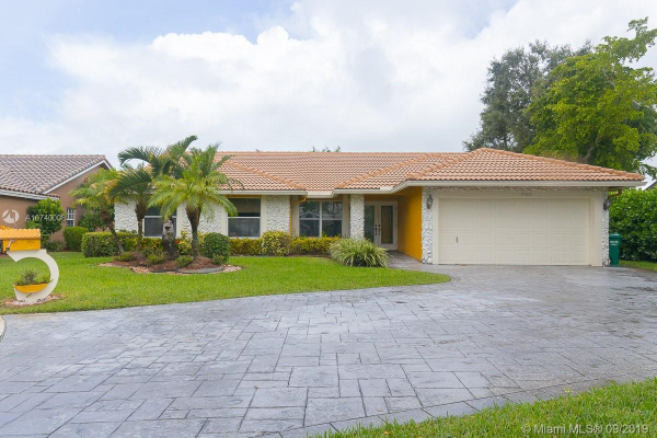 9603 NW 24th Pl, Coral Springs