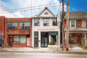 1173 Davenport Rd, Toronto