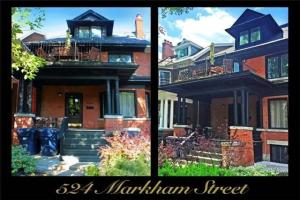 524 Markham St, Toronto