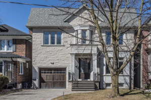 124 Old Orchard Grve, Toronto