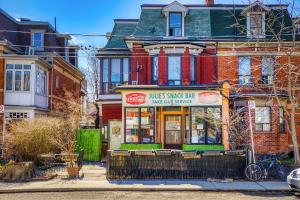 202 Dovercourt Rd, Toronto