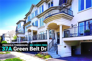 37A Green Belt Dr, Toronto